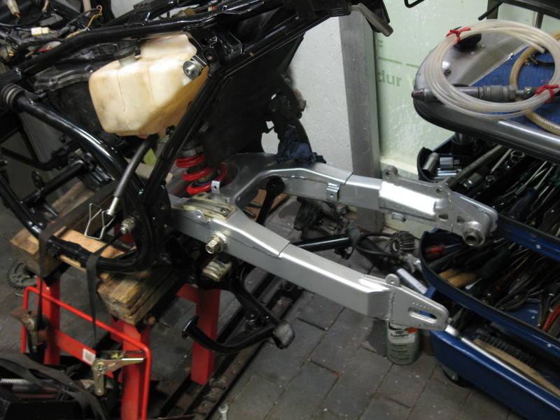 Schrauberbude Yamaha RD 350 YPVS